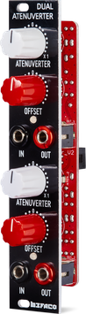 Befaco - Dual Attenuverter - DIY Kit