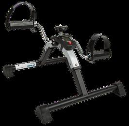 Pedaltrainer, silber, faltbar, mit LCD Display oder ohne Display