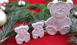 Anhänger kleine Bärenfamilie