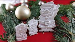 Anhänger  Weihnachtsmann