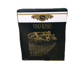 Vino Rosso Box 10 Litri  Cantina produttori del Gavi