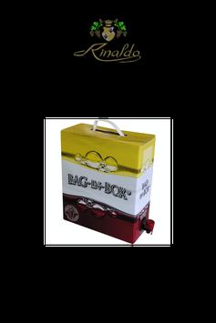 Bag in Box vino Rosso 02 5 L. - Rinaldo Anna