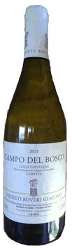 Campo del Bosco (Colli Tortonesi Doc Cortese) - VIGNETI BOVERI GIACOMO
