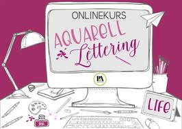 OK Aquarell Lettering