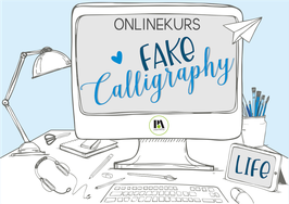 OK Handlettering Fake Calligraphy