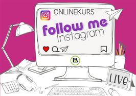 OK Follow me Instagram