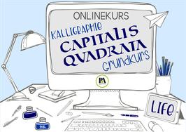 OK Capitalis Quadrata Grundkurs