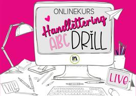 OK Handlettering ABC Drill