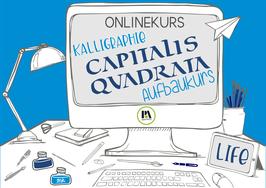 OK Capitalis Quadrata Aufbau