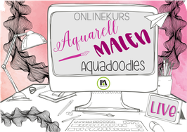 OK Aquarell Malen Doodles