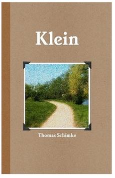 Klein von Thomas Schimke Paperback