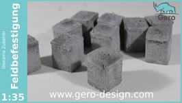 GERO Sandbox ballistischer Schutz 10 Stück