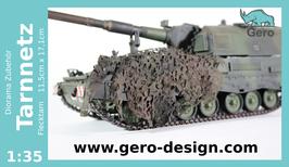 "GERO ""Tarnnetz / camouflage net "" 1 :35"