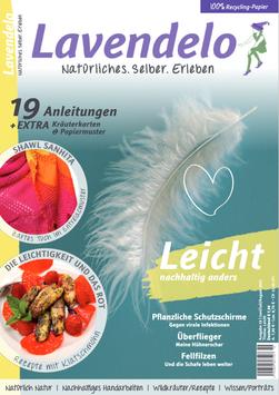 "Lavendelo Ausgabe 19 ""Leicht"""