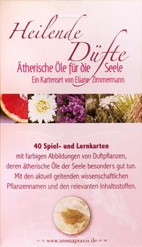 Heilende Düfte – Spiel-/Lernkartenset 1. Auflage