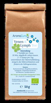 """Venen & Lymph Tee """"BIO-Ware: DE-ÖKO-039"""""""