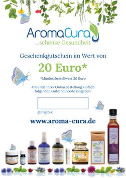 20 Euro Geschenkgutschein
