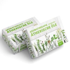 Meocura: Aromatherapie Lernkarten Ätherische Öle