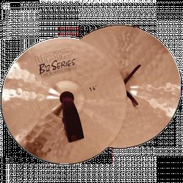 """UFIP 13"""" Light Cymbals"""