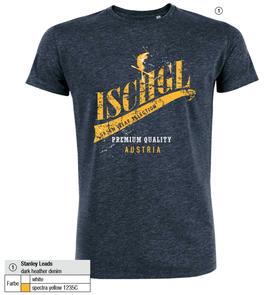 """Herren T-Shirt Ischgl"""