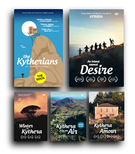 """The Kytherians"" plus 4 DVDs!"