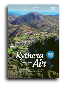Kythera from the Air 2020 (DVD)