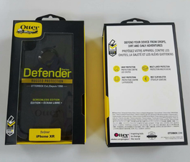 Otterbox - iPhone XR Outdoor Schutz Hülle Defender Series + Holster