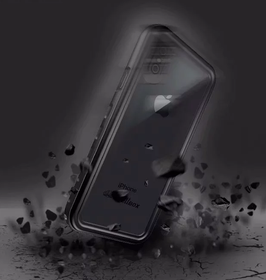 Lifestyle Sport- & Outdoorhülle iPhone X  Waterproof Protection  Anti-shock