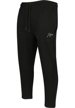 Trieger Cropped Pants // schwarz