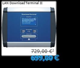GloboFleet LAN Download Terminal II