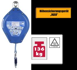 "Höhensicherungsgerät ""IKAR"" HWPB 12 m"