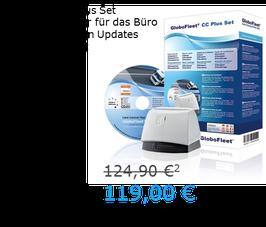 GloboFleet Card Control Plus Set