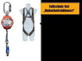 "Fallschutz-Set ""Hubarbeitsbühne I"""