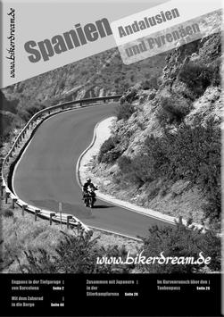 Motorradtour durch Spanien | E-Book