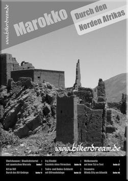 Motorradtour durch Marokko | E-Book