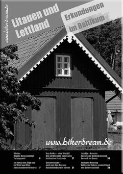 Motorradtour durch Litauen & Lettland | E-Book