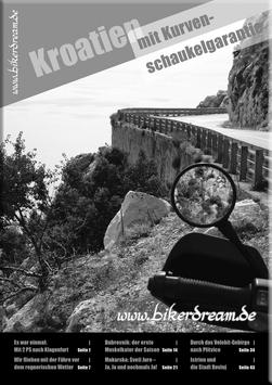 Motorradtour durch Kroatien | E-Book