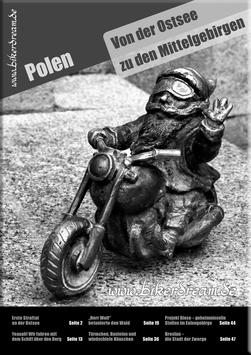 Motorradtour durch Polen | E-Book