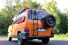 VW T4 Heckleiter 2.0