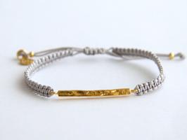 Karma Bracelet Tsering / braun / multi