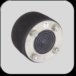 Dichtungseinsatz   Sondergröße teilweise mit perforierten Einschnitten gegen drückendes Wasser mit 30 mm bzw. 60 mm Dichtbreite