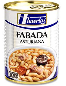 Fabada Asturiana. 415 gram.