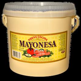 Mayonesa. Emmer. 9,80 liter.