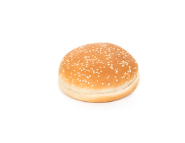 Pan de hamburguesa sésamo, 84 gram p/stuk. 30 stuks per doos.