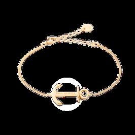 Armkette Anchor Spirit Gold