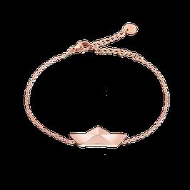 Armkette Ahoy Roségold