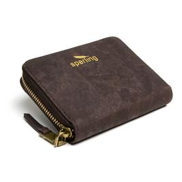 Damen Portemonnaie aus Kork - braun
