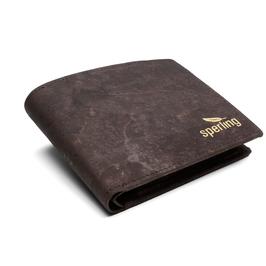 Herren Portemonnaie aus Kork - braun