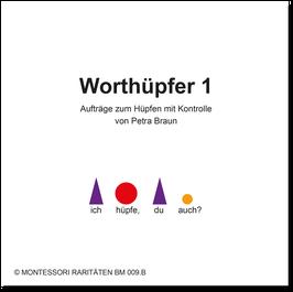 BM009b: Worthüpfer 1 - Aufgabenbuch