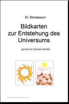 BM041: Bildkarten zur Entstehung des Universums